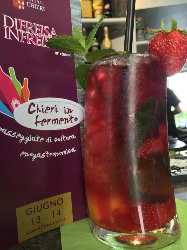 Frerè - Miglior Cocktail al Freisa 2015